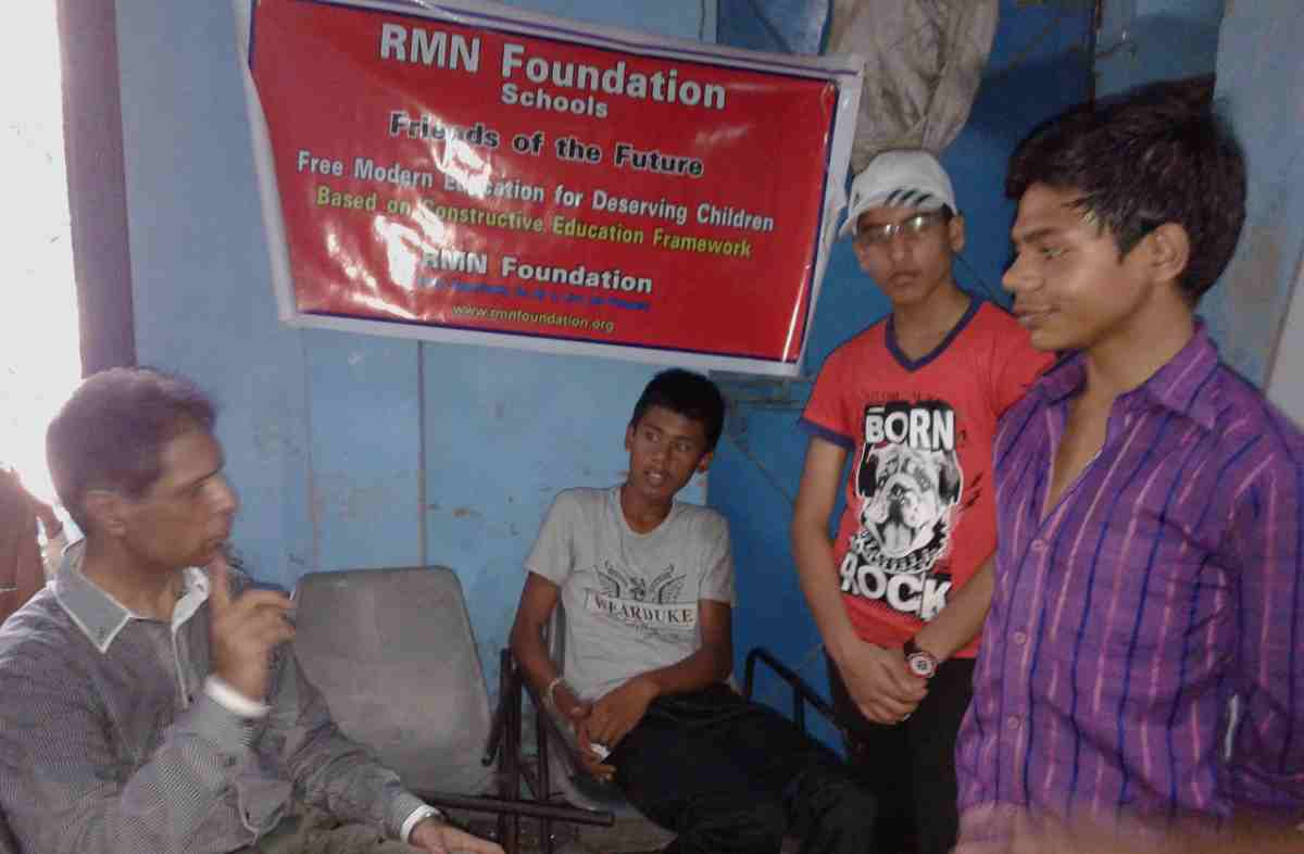 RMN Foundation School in New Delhi