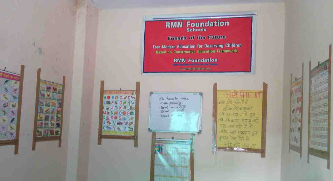 RMN Foundation Free School Launches 'Learn to Earn' Program