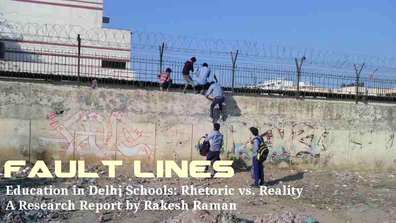 A New Research Report on the Quality of Education in Delhi Schools