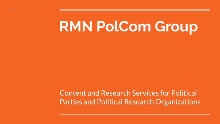 PolCom Political Communications and Research Services